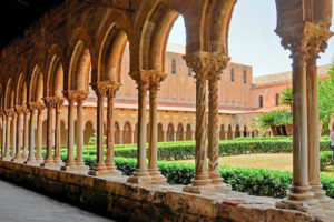 Transfer from Palermo airport to Monreale