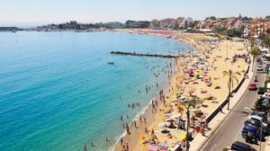 Transfer from Catania airport to Giardini Naxos