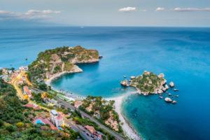 Trasferimento dall'aeroporto di Catania a Taormina