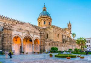 Transfer vom Flughafen Palermo zum Zentrum von Palermo