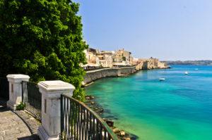 Trasferimento dall'aeroporto di Catania a Siracusa